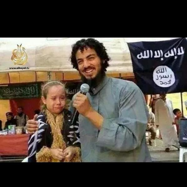 ISIS man marries 7 year old